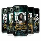 OFFICIAL AMC THE WALKING DEAD SEASON 9 QUOTES GEL CASE FOR APPLE iPHONE PHONES
