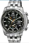 Citizen AT9010-52E World Time A-T Eco-Drive Radio Controlled Watch  - NEW!