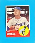 Top 10 Don Drysdale Baseball Cards 20
