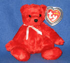 TY GEORGE the BEAR BEANIE BABY - MINT with MINT TAG - UK EXCLUSIVE