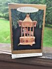 NEW 1996 Hallmark Ornament, Tobin Fraley Holiday Carousel Magic Light and Music