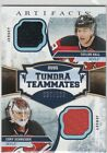 2017-18 Artifacts Tundra Teammates Duo Materials Taylor Hall Cory Schneider 199