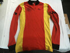 Vintage League American Wheelmen Longsleeve Jones Cycling Jersey Adult LAW
