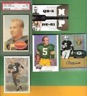 Paul Hornung Cards, Rookie Card and Autographed Memorabilia Guide 16