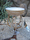 ZORZA Poland Art Glass Sculpture Jellyfish Footed Compote Pedestal Bowl 1C