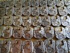 Lot of 100 WOMEN WATCHES Luch Vintage Movements Steampunk Art 18mmx13mm 100 pcs