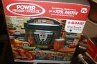 Power Pressure Cooker XL 6qt Slow Cooker Healthy Steam Speed Cook NEW