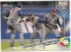 2017 Topps Now World Baseball Classic Team Sets - Final Print Runs and Bonus Cards 4