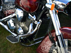 Honda VTX 1800 Retro R Neo Crash Bar Engine Guard with BUILT IN FOOT PEGS
