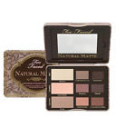 Too Faced Natural Matte Eye Shadow Palette - Unboxed, New, 100% Authentic