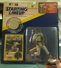 1991 Cecil Fielder Starting Lineup with Collector Coin, Figure & Card! Sealed!
