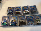 DISNEY THEME PARK COLLECTION METAL DIE CAST RIDES TOTAL 9 NEW IN PACKAGES