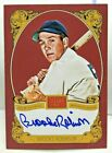 2013 Panini Golden Age Historic Signatures Autographs Guide 59