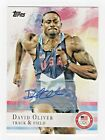 2012 Topps U.S. Olympic Team and Olympic Hopefuls Autographs Gallery 56