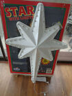 Vtg Nativity Star 39 Empire Light Up Blow Mold Decoration Works Needs 6 Bulbs