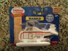 Thomas & Friends Harold the helicopter Wooden Railway Train NEW sealed package