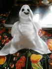 Sheets Retired DOB 10-31-1999 TY Beanie Babie Ghost Halloween  -A