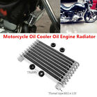 1PC Motorcycle Oil Cooler Engine Radiator for 125CC - 250CC Street Dirt Bike ATV