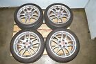 JDM HONDA ACURA RSX DC5 CIVIC EK EG INTEGRA TYPE R DC2 15 EP3 5x1143 WHEEL TIRE