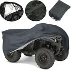 NEVERLAND ATV Cover 4x4 Fit for Yamaha Grizzly 700 550 660 FI Auto 450 400 350