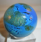 JOSH SIMPSON INHABITED PLANET MARBLE 1.75 signed