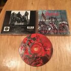 Faustus - And Still We Suffer CD 1st US press BAND SIGNED annihilator reverend