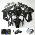 Injection Fairing Kit for Kawasaki Ninja ZX12R 2000 2001 Glossy Black Bodywork