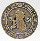 1964 Valley Forge National Jamboree BOY SCOUTS OF AMERICA coin medal hi grade