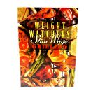 1996 Weight Watchers Slim Ways Grilling Hardcover Cookbook FREE SHIPPING