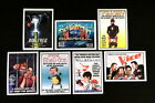 2017 Topps Wacky Packages Fall TV Preview Trading Cards 6