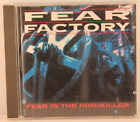 Fear Factory - Fear is the Mindkiller 1993 UK 6-track CD EP
