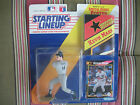1992 KEVIN MAAS ROOKIE STARTING LINEUP SLU NEW YORK YANKEES MOC SEALED
