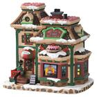 NEW 2018 Lemax Village Lighted Building Bette's Cake Boutique XMAS Decor Gift