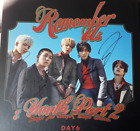 Signed Day6 Remember Us : Youth Part 2 (Rewind vers.) - All Members Autograph