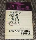 The Shattered People Robert Hoskins 1975 HC DJ First Edition Sci Fi Fantasy