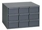 Metal Storage Bins Drawer Cabinet Steel Parts Nuts Bolts Fasteners Screws Hole