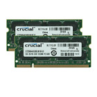 Original For Crucial 4 8GB DDR2 PC2 6400S 800MHz 200pin Laptop SODIMM Memory Ram