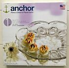 New in Box Anchor Hocking Savannah Deviled Egg Server Plate Tray New 12