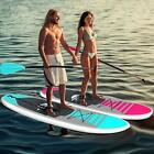 Stand Up Paddle Board Inflatable SUP Surfing Lake Pool Wide Stance Exercise Sea