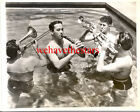Vintage Charles Buddy Rogers BEEFCAKE ORCHESTRA SWIMMING POOL 35 PRESS Portrait
