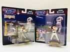 Greg Maddux Atlanta Braves And Cal Ripken,jr Orioles Starting Lineup Figures1999