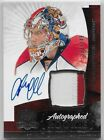 10-11 UD THE CUP JACOB MARKSTROM RC SIGNATURE PATCH AUTO 249 #139 - 2010