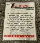 BBC RADIO ONE 1 And Only 2-CASSETTE SET UK IMPORT 25 YEARS RARE U2 POLICE OMD