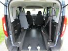 FIAT DOBLO WAV WHEELCHAIR ACCESSIBLE VEHICLE MOBILITY ADAPTED DISABILITY CAR