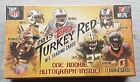 3 x Topps Turkey Red Football Box NFL 2013 1 Rookie Autograph per Box