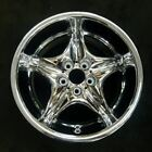 17 INCH CHROME BMW Z3 1998 2002 REAR OEM Factory Alloy Wheel Rim 59264