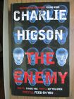 The Enemy by Charlie Higson Hardback 2009 SIGNED