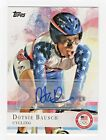 Topps to Make Team USA Trading Cards for 2014 Winter Olympics 2