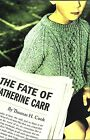 Thomas H Cook THE FATE OF KATHERINE CARR Signed1ST PRINTING