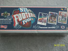 1991 UPPER DECK FOOTBALL FACTORY SET NEW IN SEALED BOX.